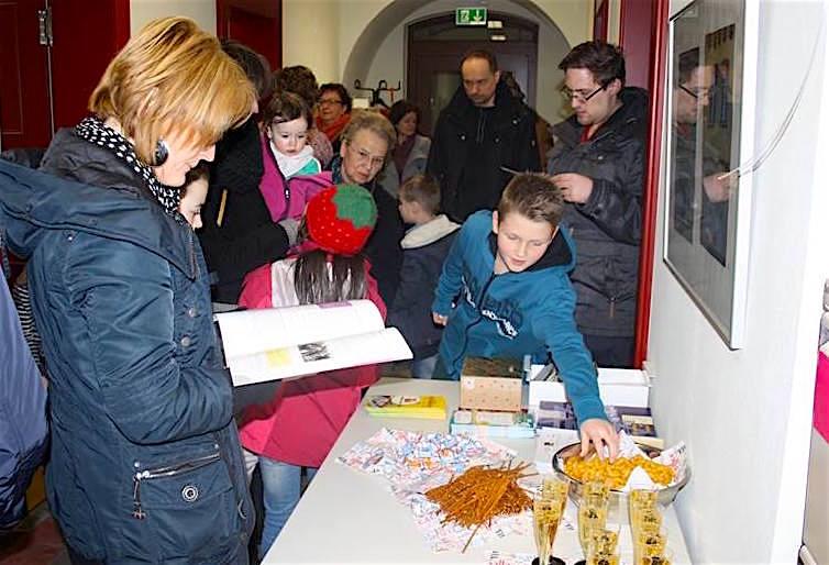Ausstellung der Stadtentdecker eröffnet