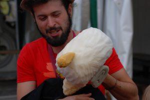 Boris aus Tiberanda im Interview mit der Hennenpost